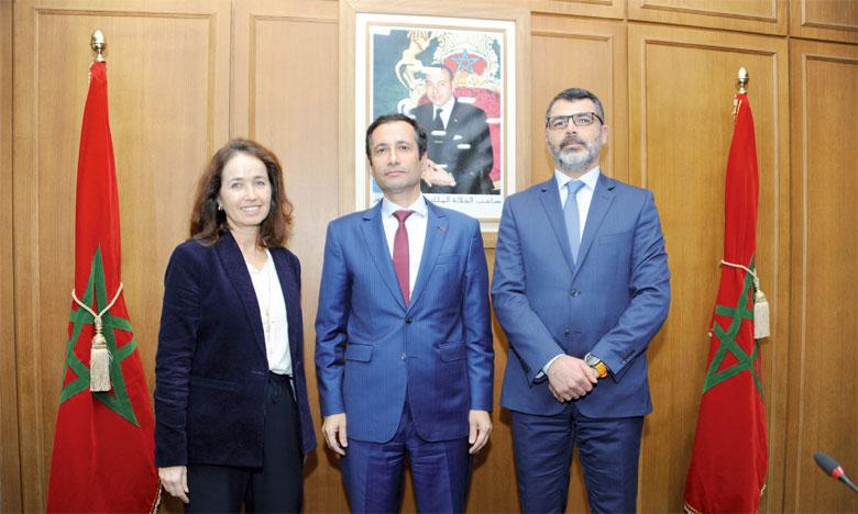 Ithmar Capital a désormais un nouveau président du conseil d'administration (Mohamed Benchaâboun) et un nouveau DG (Obaïd Amrane).