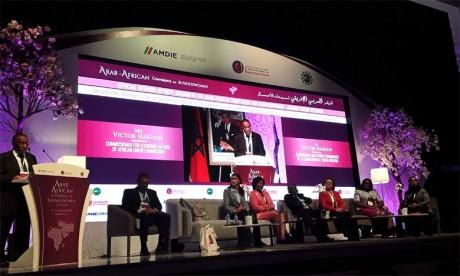 Les femmes d'affaires arabes et africaines débattent du rôle de la femme dans la réalisation des objectifs de développement durable