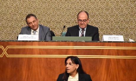 Le Forum parlementaire sur la justice sociale appelle  à l'instauration d'un système intégré et harmonieux  de protection sociale