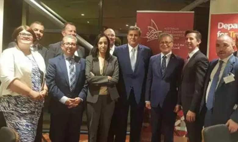 Aziz Akhannouch examine avec des ministres de l'État de l'Australie-Méridionale les moyens de renforcer la coopération dans les secteurs de l'agriculture et de la pêche maritime
