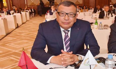 Kamal Lahlou réélu pour un nouveau mandat