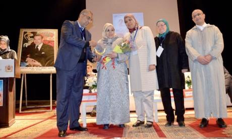 Deuxième Forum national des femmes élues