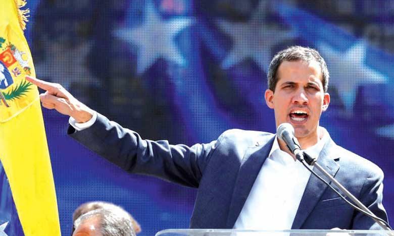 Juan Guaido a prédit un mois de février déterminant et appelé ses partisans à une nouvelle manifestation le 12 février.  Ph. Reuters
