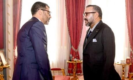 S.M. le Roi reçoit le nouveau directeur général du Fonds «Ithmar Capital»