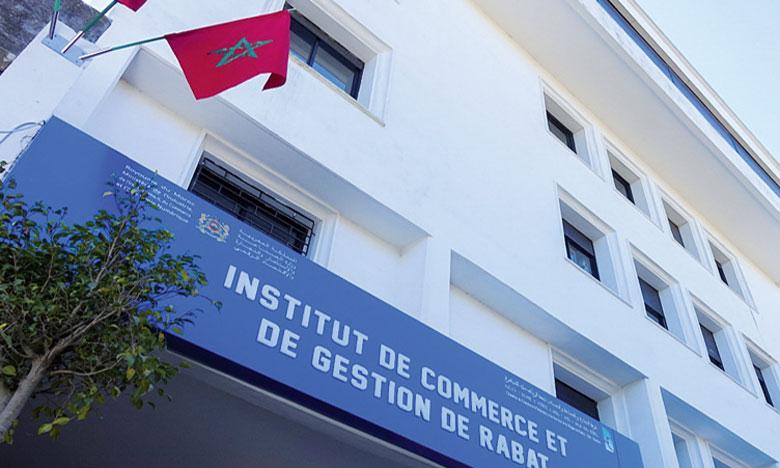 C'est parti pour l'Institut de commerce  et de gestion de Rabat