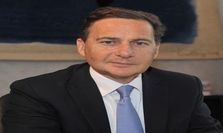 Eric Besson, nouveau patron de Sicpa Maroc