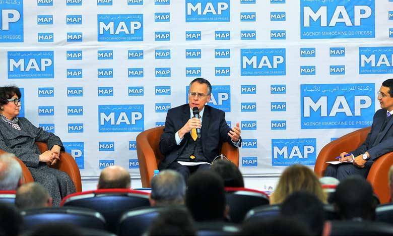 L'ambassadeur du Brésil à Rabat: «Les échanges commerciaux ont triplé, notamment après la visite de S.M. le Roi dans le pays sud-américain»