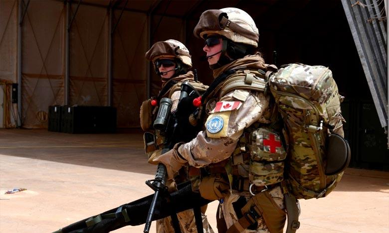 Mission de paix au Mali :  la Roumanie succédera au Canada