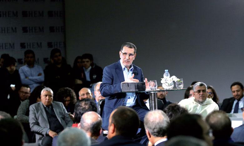 Saâd Eddine El Othmani défend son bilan et la cohésion de sa majorité