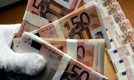 Près de 170.000 euros saisis à Tanger-Med