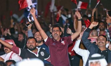 Le Qatar en liesse après le sacre de son équipe nationale  en Coupe d'Asie
