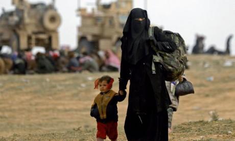 De nouvelles évacuations attendues  de l'ultime poche de Daech