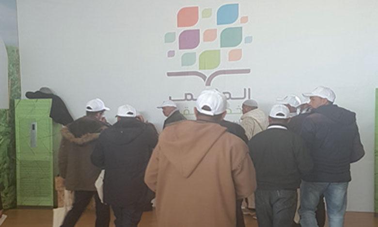 L'OCP a organisé des séances de démonstration de l'unité intelligente de production  des engrais NPK Blend (Smart Blender).
