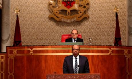 Le ministère de l'Intérieur se penche sur une série de mesures concrètes relatives à la consolidation de la gouvernance