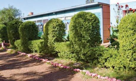 Béni Chegdal : L'unité scolaire rurale  Ouled Yaïch, un palmier dans le désert