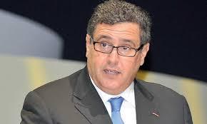 Aziz Akhannouch en Australie