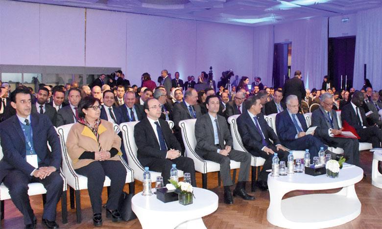 Pour le président de la BID, Bandar Hajjar, le Maroc a rapidement acquis une réputation de leader mondial dans les PPP. Ph. Kartouch