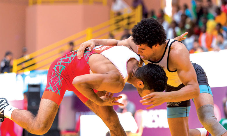 Trois médailles d'or pour le Maroc dès la première journée de compétition