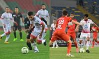 Les trois clubs marocains WAC, RSB et HUSA connaitront leurs adversaires à l'issue du tirage au sort. Ph : Seddik