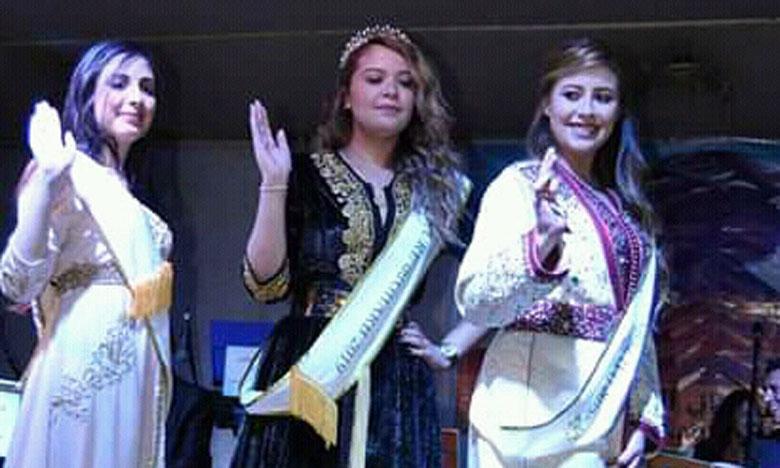Nouha Rout, élue Miss nature du Gharb, a été secondée par Soukaina Ellatfi et Bouthaïna Khettar, respectivement première et deuxième dauphines.