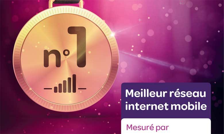 Inwi sacré meilleur réseau internet mobile de l'année