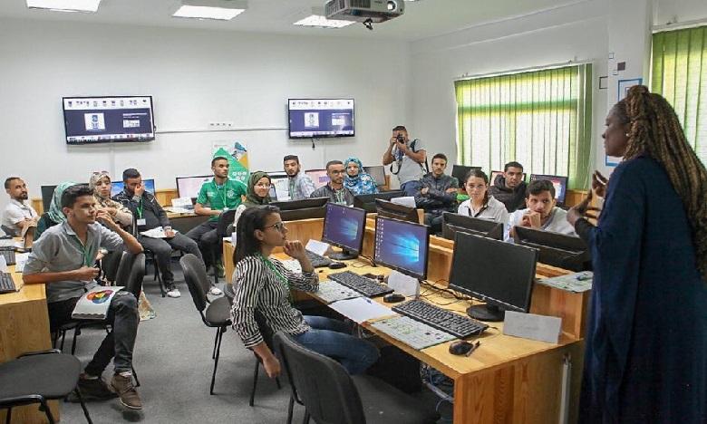 La Fondation Phosboucraa fait la promotion de Dakhla Learning Center