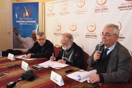 Un voyage apostolique pour le développement du dialogue interreligieux
