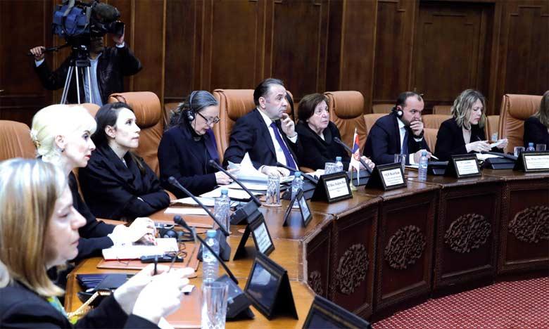 La deuxième commission mixte donne un nouvel élan au partenariat entre Rabat et Belgrade