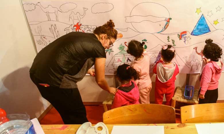 Le Salon Kids World &  Family ouvre ses portes