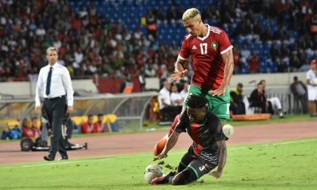 Nabil Dirar forfait pour les matchs du Malawi et de l'Argentine