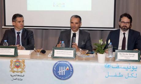 Des experts marocains et étrangers débattent à Rabat  des mesures alternatives à l'emprisonnement des mineurs