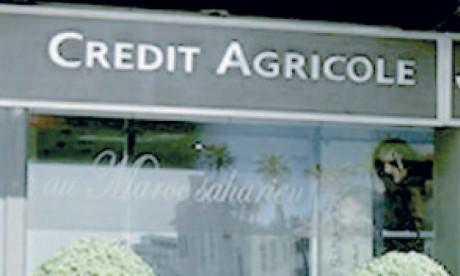 Crédit Agricole du Maroc, meilleure banque dans le monde arabe