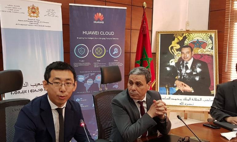 L'UCD et Huawei s'engagent à assurer les meilleures conditions d'application des programmes et à coopérer pour veiller à leur bonne diffusion.