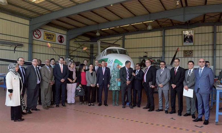 L'OFPPT accueille le président  de la BID