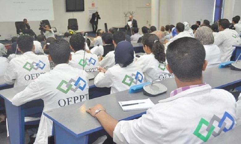 CREMAI : Des prix pour des stagiaires de l'OFPPT