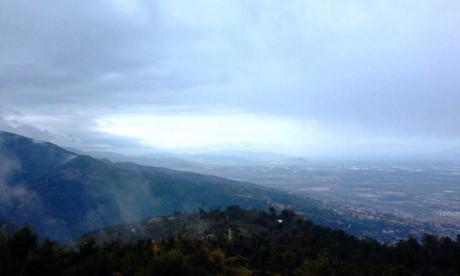 Météo :  Nuages instables avec averses orageuses
