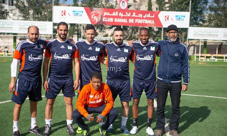 Le Groupe Le Matin doublement représenté  en quarts de finale