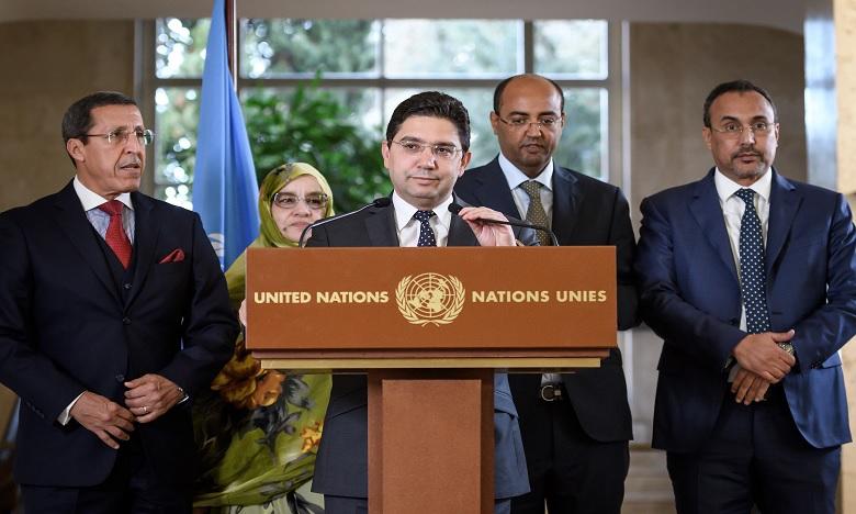 Table-ronde sur le Sahara: la délégation marocaine se rend à Genève