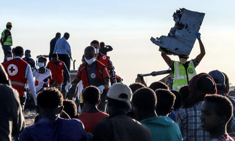 «Ethiopian Airlines» immobilise ses Boeing 737 MAX