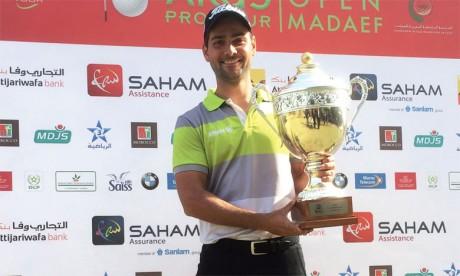 Victoire de l'Allemand Lampert, Ssouadi  dans le top 10