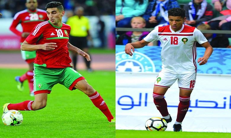 Amine Harit remplacé par Walid El Karti
