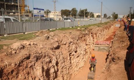 Lydec : Le Comité de la gestion délégué scrute l'état d'avancement  de projets de protection contre les inondations