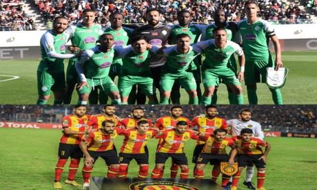 Le Raja tente de décrocher un deuxième  titre face à l'Espérance de Tunis