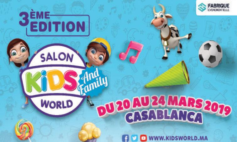 La troisième édition du 20 au 24 mars  au Parc Sindibad à Casablanca
