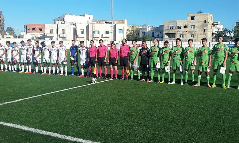 La sélection nationale U15 avait remporté la dernière édition du tournoi UNAF U15 qui s'était déroulée du 1er au 7 novembre 2018 en Tunisie.
