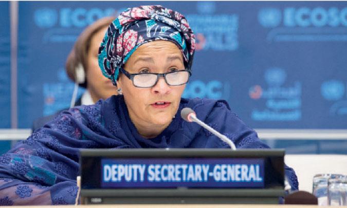 L'Afrique au cœur de l'agenda climatique de l'ONU