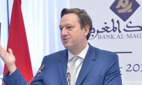 «Dans les pays émergents et en développement, la Fintech offre d'immenses opportunités pour renforcer l'inclusion financière et le développement économique et social», déclare Abdellatif Jouahri, gouverneur de Bank Al-Maghrib.