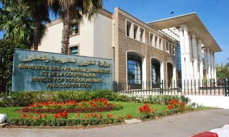 La cellule de crise est mise en place pour répondre aux interrogations des Marocains résidant aux Pays Bas. Ph. DR