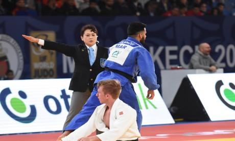 Un plateau très ouvert au Marrakech Grand Prix de judo