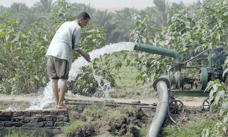 Les ressources en eau au Proche-Orient et en Afrique du Nord sont 10 fois inférieures  à la moyenne mondiale.  Ph. DR